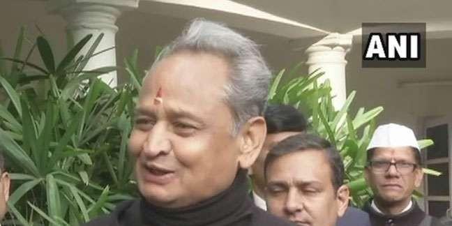 Lok Sabha Election 2019: राजस्थान में एक और चुनावी वादा पूरा करेगी गहलोत सरकार
