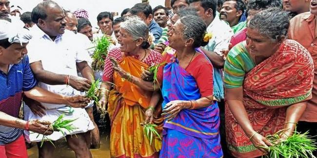 Kumaraswamy's coalition: Fighting on arrival, fighting for survival