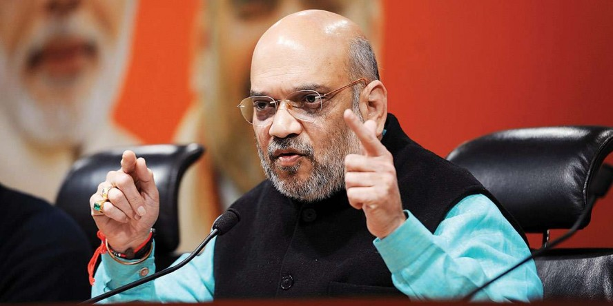 Pro-Godse remarks not party stand, says BJP chief Amit Shah