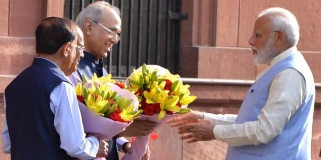 एक बार फिर नृपेंद्र मिश्रा बने पीएम मोदी के प्रधान सचिव, मिलेगा कैबिनेट मंत्री का दर्जा