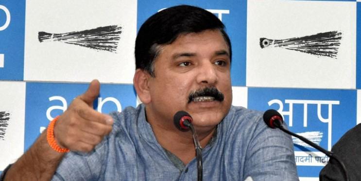 दिल्ली- हरियाणा में गठबंधन में देरी के लिए कांग्रेस जिम्मेदार: AAP