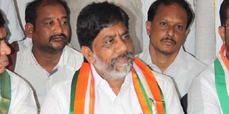 Why just your village, give schemes worth Rs 10 lakh to all of Telangana: Cong to KCR