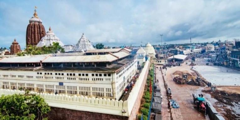 Odisha govt sanctions Rs 40 cr for land acquisition around Jagannath Temple