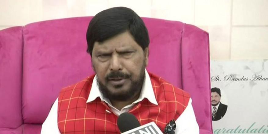 महाराष्ट्र चुनाव: रामदास अठावले ने शिवसेना-बीजेपी से मांगी 10 सीटें, बोले - एनडीए 240 सीटें जीतेगा