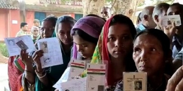 Odisha Assembly Election 2019 Voting LIVE Updates: Odisha Congress chief claims polling agents in Ghasipura being beaten and abducted