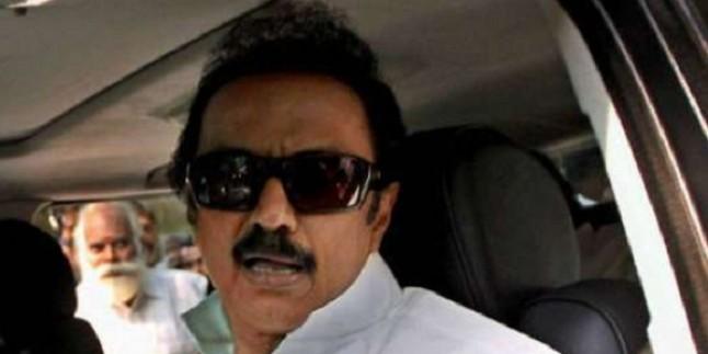 मोदी सरकार के फैसले पर भड़के DMK नेता स्टालिन, कहा-तमिलों के खून में हिंदी नहीं