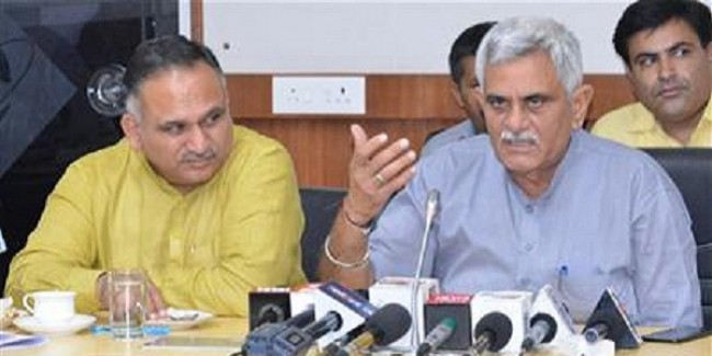 Haryana Minister, Cong leader booked for poll code violation