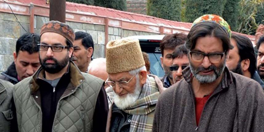 हुर्रियत नेता मीरवाइज ने कहा- वे कश्मीर को उड़ता पंजाब न बनने दें