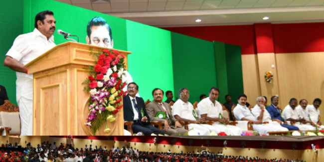 पलानीस्वामी ने तमिलनाडु में तीन और मेडिकल कॉलेजों को मंजूरी देने के लिए मोदी को धन्यवाद दिया