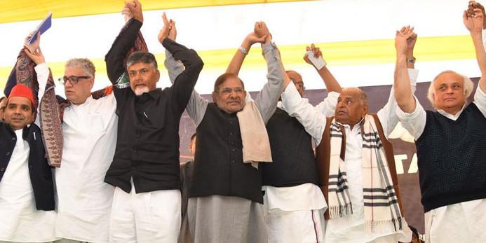 AP HC questions TDP's Rs 10 crore 'Dharma Porata Deeksha'?