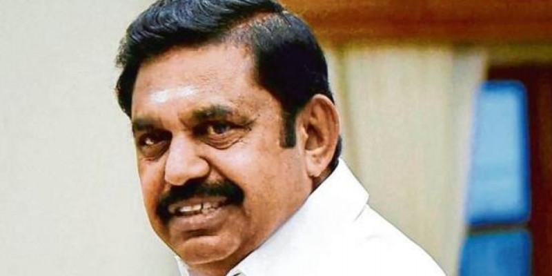 Tamil Nadu CM Edappadi K Palaniswami leaves for three-nation tour, accompanied by several ministers