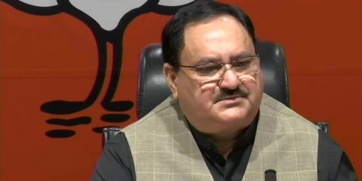 Ahead of Delhi Elections, BJP President JP Nadda Says AAP has Become a 'Laughing Stock'