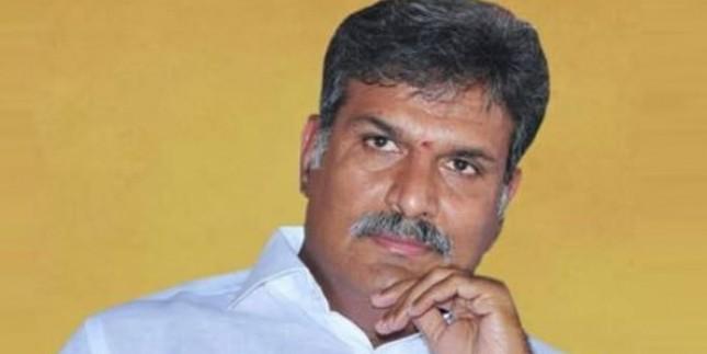 TDP MP Kesineni Srinivas refuses whip post in Lok Sabha