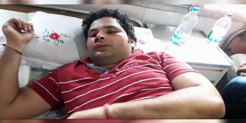 भाजपा प्रदेशाध्यक्ष बराला के कार्यक्रम में जजपा समर्थकों ने किया हंगामा, ईंटों से हमले में 1 घायल