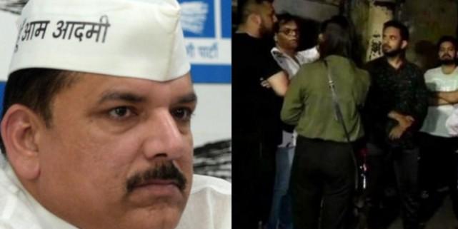 ध्रुव त्यागी की हत्या के आरोप में जहांगीर गिरफ्तार, AAP बोली- कुछ राजनीतिक ताकतें इसे 'धार्मिक रंग' देने में जुटी