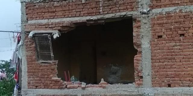 अर्जुन मुंडा के चुनाव कार्यालय को नक्सलियों ने विस्फोट कर उड़ाया
