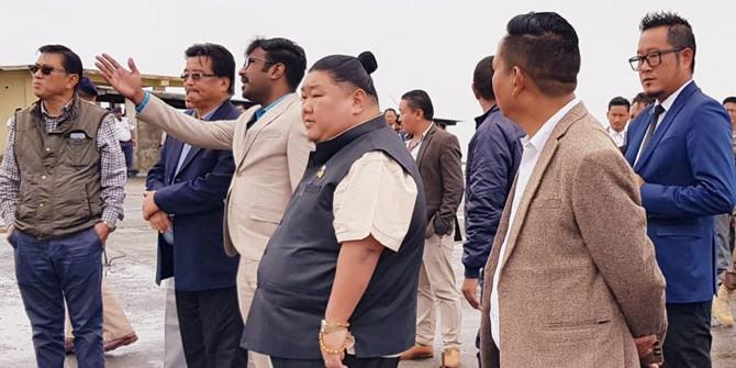 Too many unions will be the downfall of Nagaland, says Temjen Imna Along