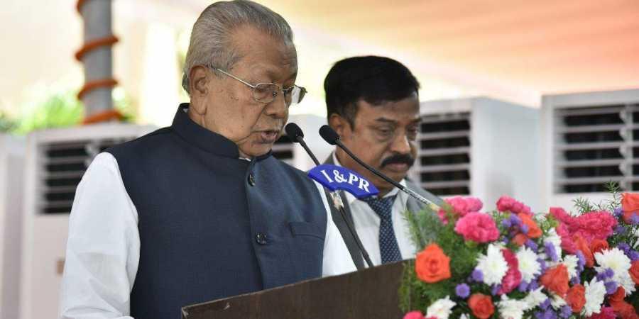 Biswa Bushan Harichandan sworn in as Andhra Pradesh Governor