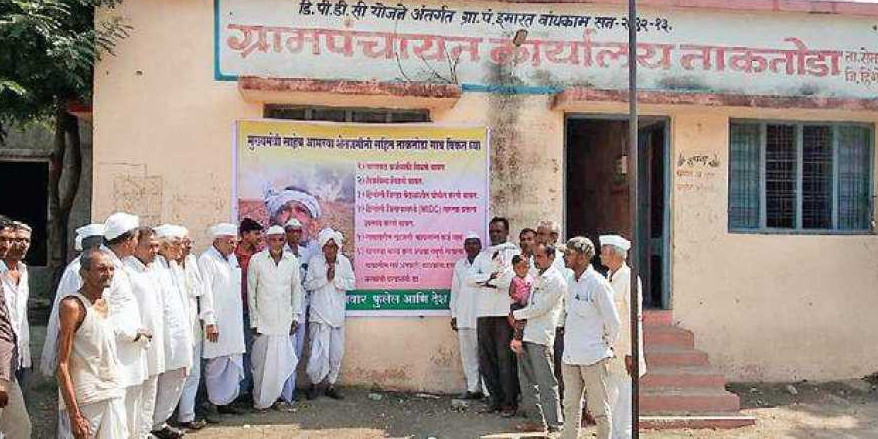 Farmers put their village on sale in Maharashtra