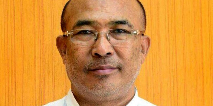 Manipur CM mourns demise of photojournalist