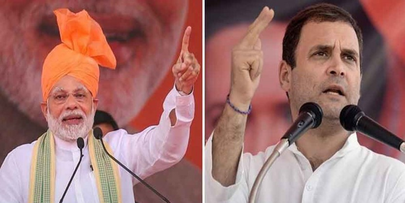 Modi, Rahul to campaign in Karnataka on Saturday