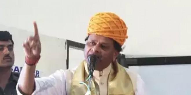 पूर्व मंत्री जयभान सिह पवैया का ट्रेन से बैग चोरी, 47 हजार रुपए और ATM गायब