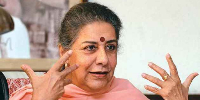 Ambika Soni donates land for armed forces institute