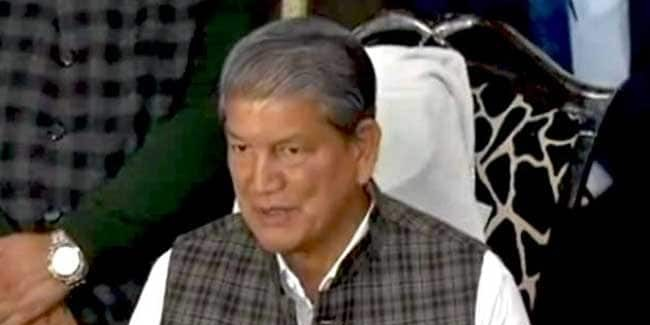 Harish Rawat Resigns As Congress In-Charge Of Assam