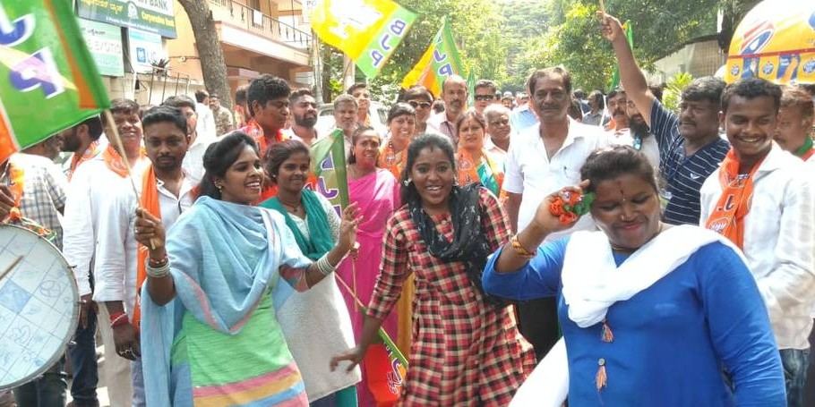 BJP's highest tally in South could be from Karnataka