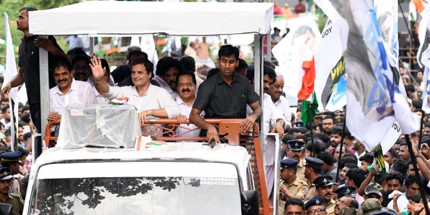 Modi 2.0: In Wayanad, Rahul continues same line of attack against BJP