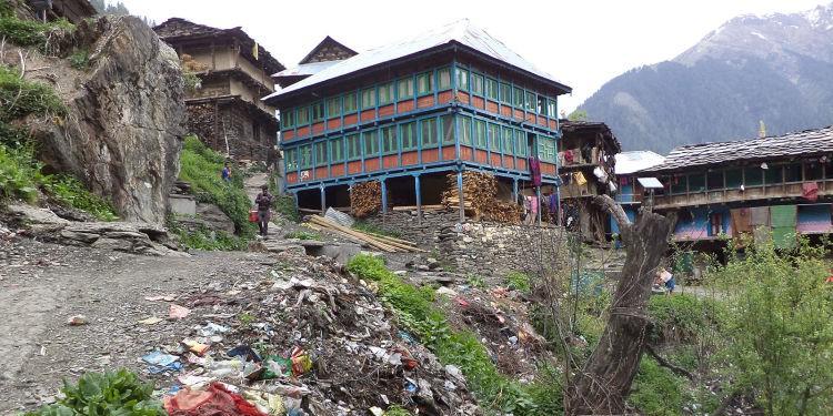 गांवों में बढ़ा कूड़ा, केंद्र सरकार की मदद से यहीं बनेंगे निपटान केंद्र