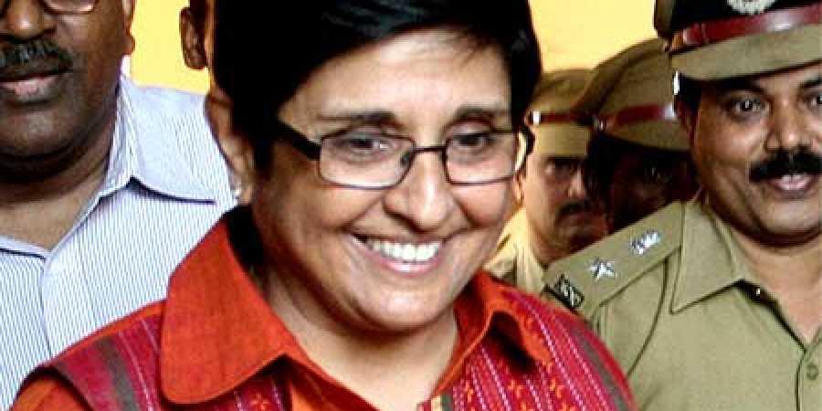 Not aware of CM Narayanasamy's overseas visit: Kiran Bedi