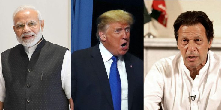 मोदी-ट्रंप की मुलाकात से पहले अमेरिका ने कश्मीर पर मध्यस्थता की पेशकश की