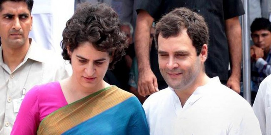 रोहतक में सात मई को प्रियंका गांधी का रोड शो, आज गुरुग्राम में गरजेंगे राहुल गांधी