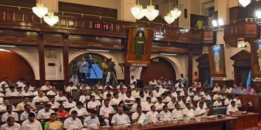 Tamil Nadu Assembly session from June 28