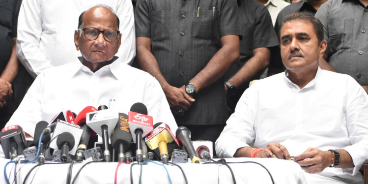 NCP to be an antiseptic for Maharashtra politics