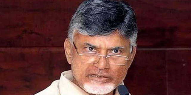 Naidu tears into budget, terms it 'visionless'