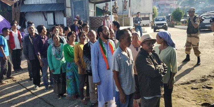 NPF demands stringent action against Nagaland deputy CM Patton