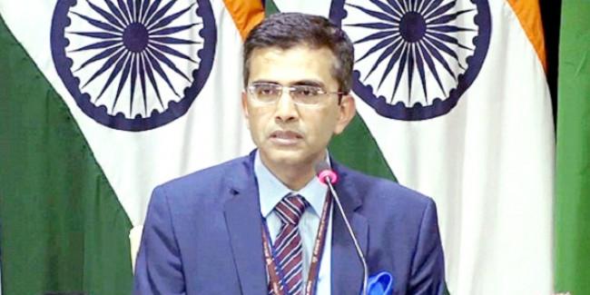 भारत ने दी तीखी प्रतिक्रिया, पाकिस्तान बातचीत की पेशकश को लेकर 'गंभीर' नहीं है