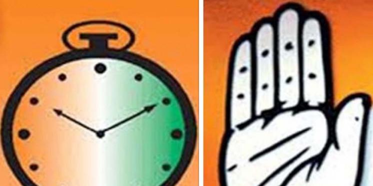 कांग्रेस और राकांपा ने सपा, पीआरपी और वीबीए को बांटीं सीटें