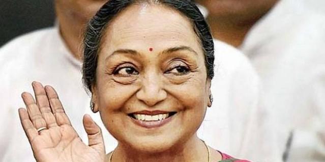 मीरा कुमार की आपत्ति खारिज, BJP प्रत्याशी छेदी पासवान का नामांकन वैध