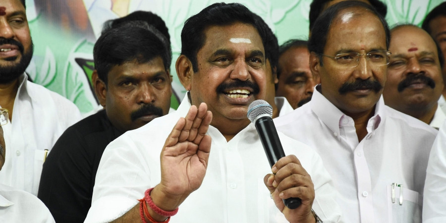 This is just a trailer: CM Palaniswami
