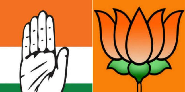 भाजपा ने कहा, कांग्रेस पार्टी खुद कठपुतली बनी हुई है, उससे नहीं होने वाला है झारखंड का विकास