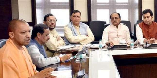 UP: कैबिनेट विस्तार से पहले CM योगी ने 5 मंत्रियों के इस्तीफे किए मंजूर