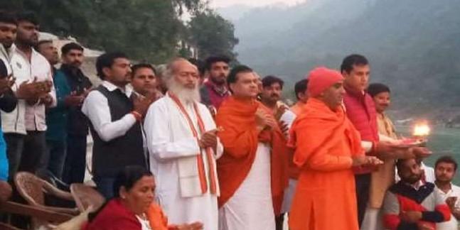साध्वी उमा भारती ने कहा मंदिर के लिए वह अपनी जान देने को भी हैं तैयार