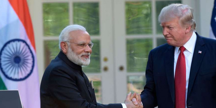 India Says Invite to Donald Trump Not Republic Day Exclusive, Open to Other Options