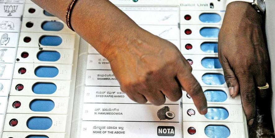 EVMs against Right to Privacy, claims engineer