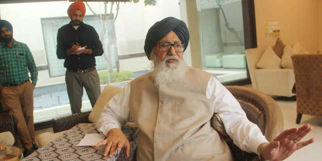 SGPC's prerogative to hold main event: Badal