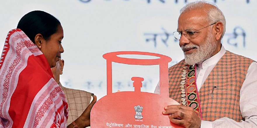 'Provided 8 crore LPG connections ahead of target': PM Modi says govt working tirelessly to ensure no family is left out