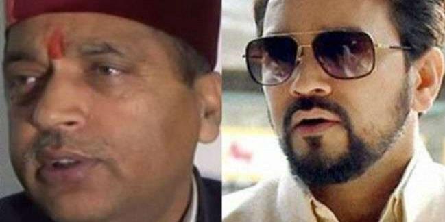 सीएम जयराम और अनुराग ठाकुर की देर रात तक धर्मशाला में मंत्रणा